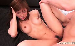 Deep fuck for Asian