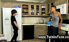 Twink sex Kyler Moss is a highly insatiable boy, and Robbie