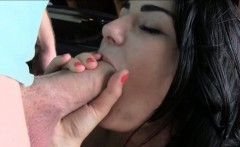 Perfect Tits Teen Anna Fucked By A Stranger In The Backseat