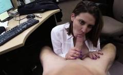 Stunning MILF gets pussy fucked