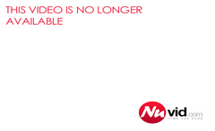Busty gaged babe fucked while standing and flogged while lying