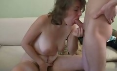 Hairy Milf Oral And Hardcore