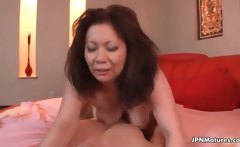 Thick mature housewife loves getting