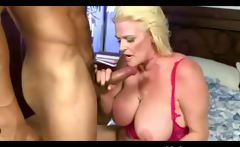Mature big tits blonde Ellis Bea