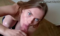 Superb Czech gal Irina analyzed for cash